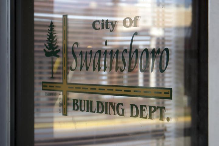 City of Swainsboro Building Department